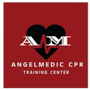 AngelMedic Red Cross CPR AED, First Aid Training