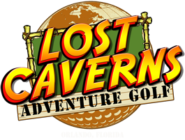 Lost Caverns Adventure Golf Gators