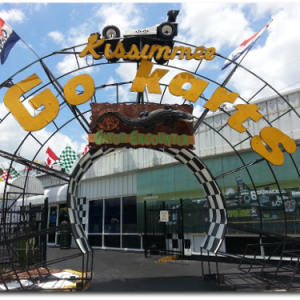 Kissimmee Go-Karts Alligators
