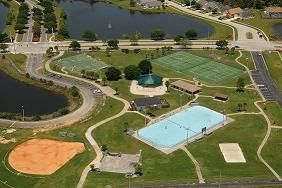 Mark Durbin Community Park at Lakeside