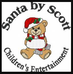 Santa by Scott Children's Entertainment