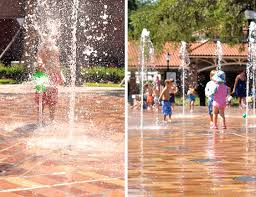 amenities interactive splashpad hours 9am to 9pm and open air pavilion home to the winter garden farmers market held each saturday from 9am to 2pm - Downtown Winter Garden